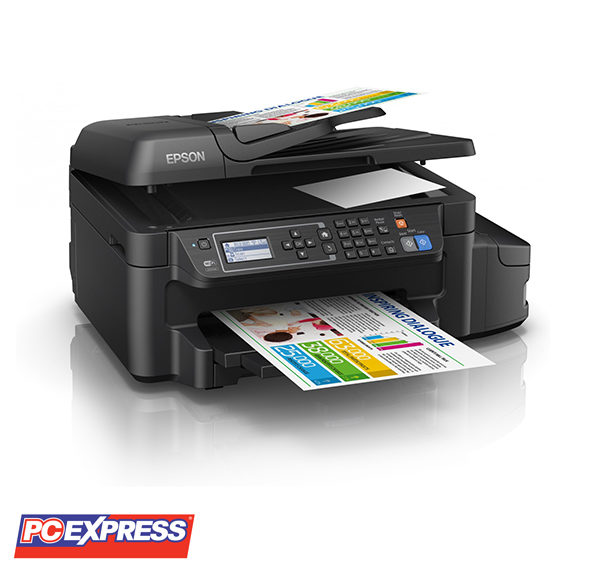 EPSON L655 ALL-IN-ONE (PRINT/COPY/SCAN/FAX) PRINTER
