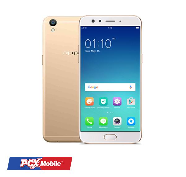 Oppo F3 Plus Gold Smartphone
