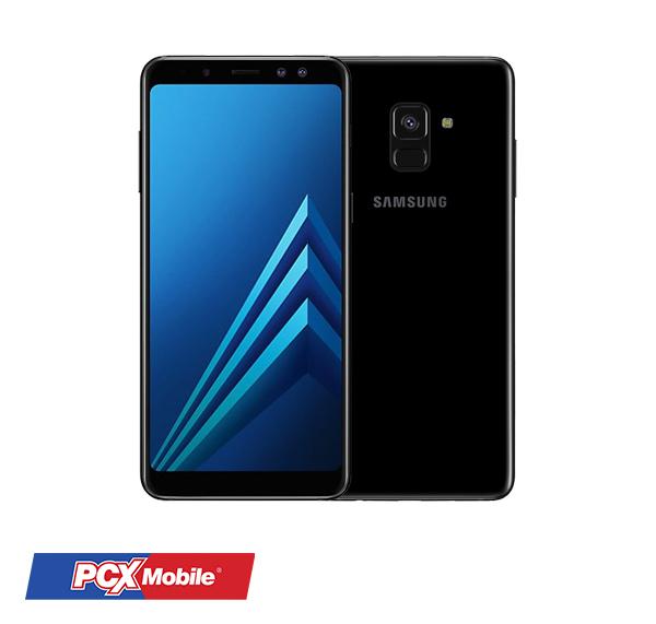 SAMSUNG GALAXY A8 PLUS (2018) BLACK