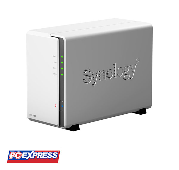 Synology DiskStation DS-218J 2-Bay NAS