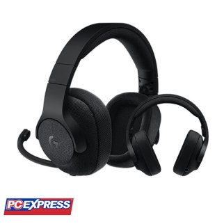 Logitech G433 7 1 Wired Surround Gaming Headset | PC Express