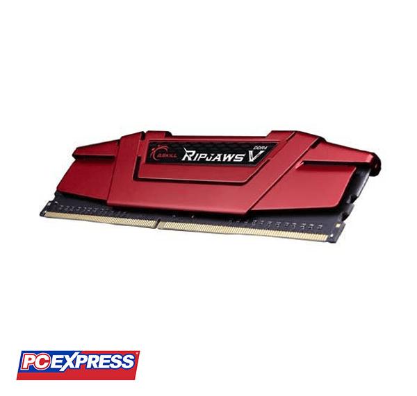 G.Skill Ripjaws V 8GB (1X8GB) DDR4-2400MHZ F4-2400C15S-8GVR Memory Module
