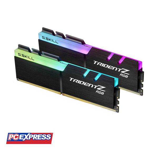 G.Skill Trident Z RGB 16GB (2X8GB) F4-3000C16D-16GTZR DDR4-3000MHz Memory Module