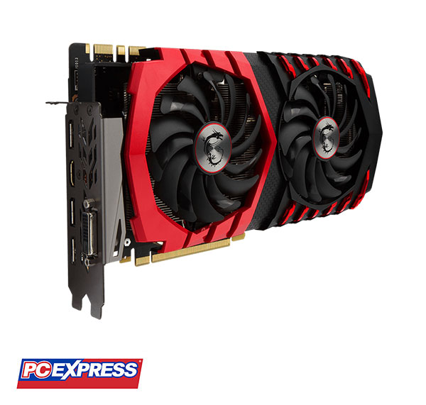 MSI GeForce GTX 1070 Gaming X 8GB DDR5 RGB Graphics Card