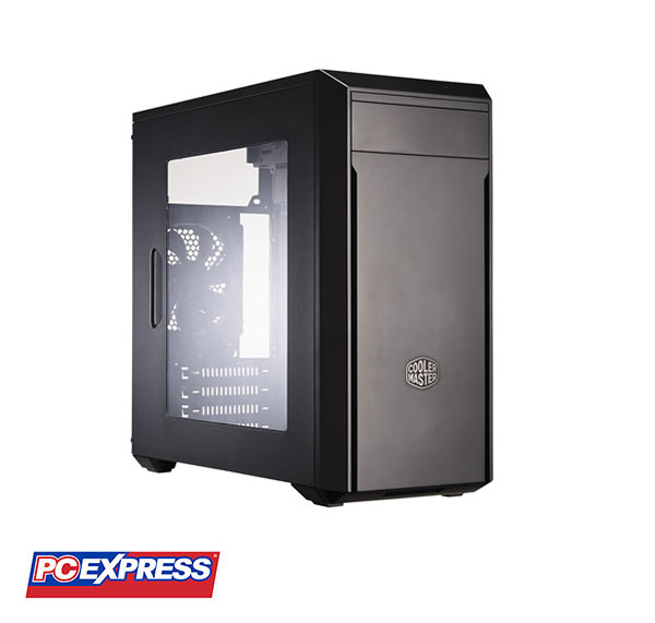 Cooler Master MasterBox Lite 3 Windowed Black Casing