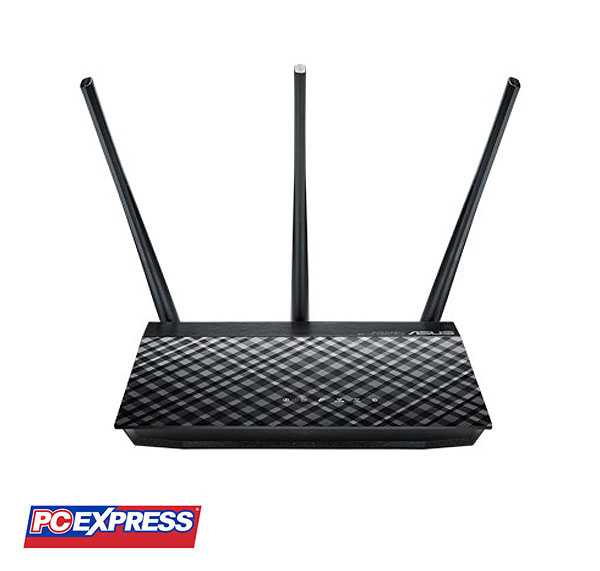 Asus RT-AC53 AC750 Dual-Band Wireless Gigabit Router