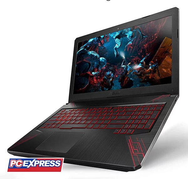 "ASUS TUF Gaming FX504GE-EN179T Intel Core i7 15.6"" GeForce GTX 1050 Ti Windows 10 Gaming Laptop"