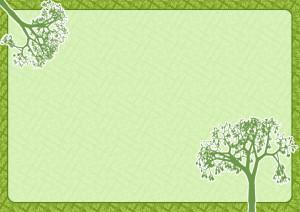 新緑フレーム4