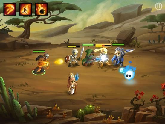 Battleheart 2 скачать APK на iOS