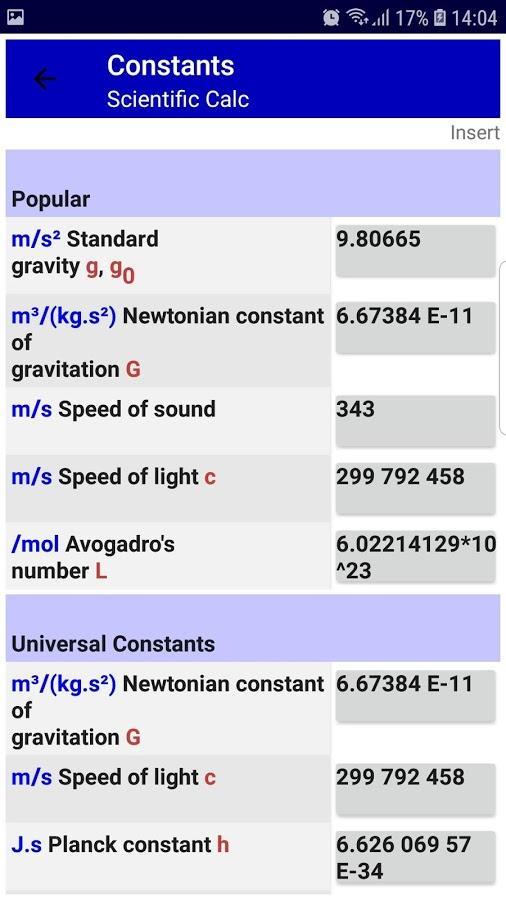 Scientific Calculator | Complex Number Calculator скачать 1.3.2 APK на Android