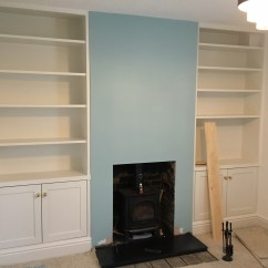 Kitchen Cabinet Shelving Cleaning Wood Cabinets Fitted Shelving, Cupboards And Flooring - P D Carpentry ...