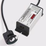 Conector Eléctrico para Contador de Horas