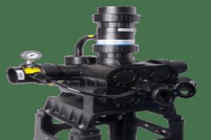 Válvula Manual para montaje externo altos caudales