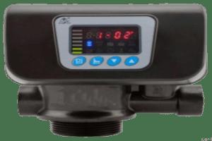 Válvula Manual y Automática con Temporizador