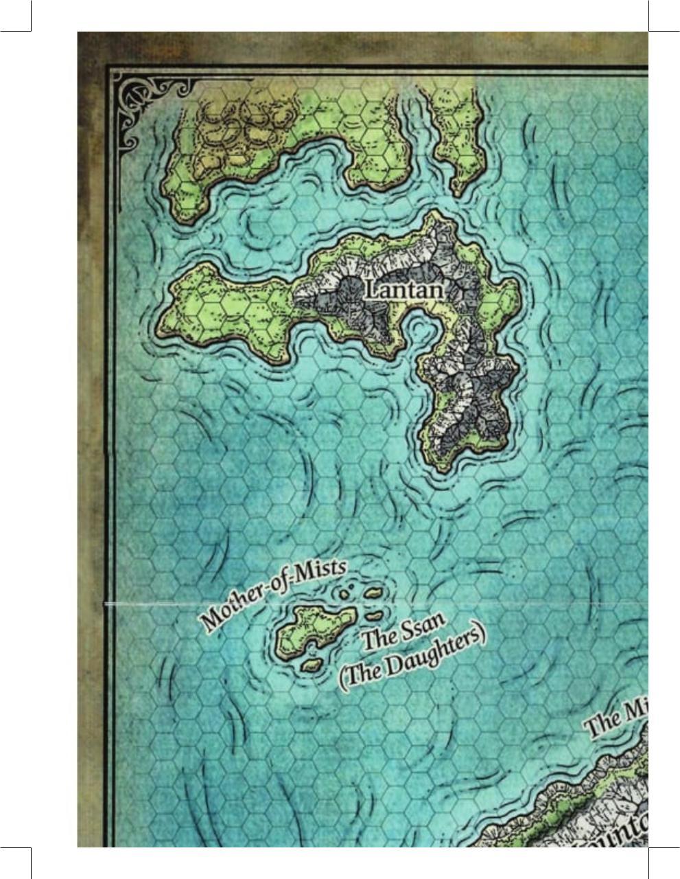 Chult Map : chult, Rasterbation, Http://rasterbator.net, Rasterbated, Players, Chult, Archive