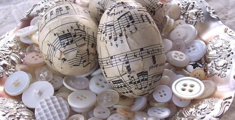 Muzyczne pisanki