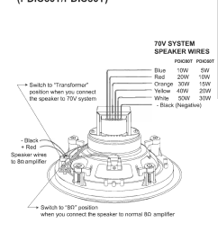 page 6 of pyle audio speaker pdic81rd user guide manualsonline com of 8 pyle amplifier 40w wiring diagrams  [ 790 x 1212 Pixel ]