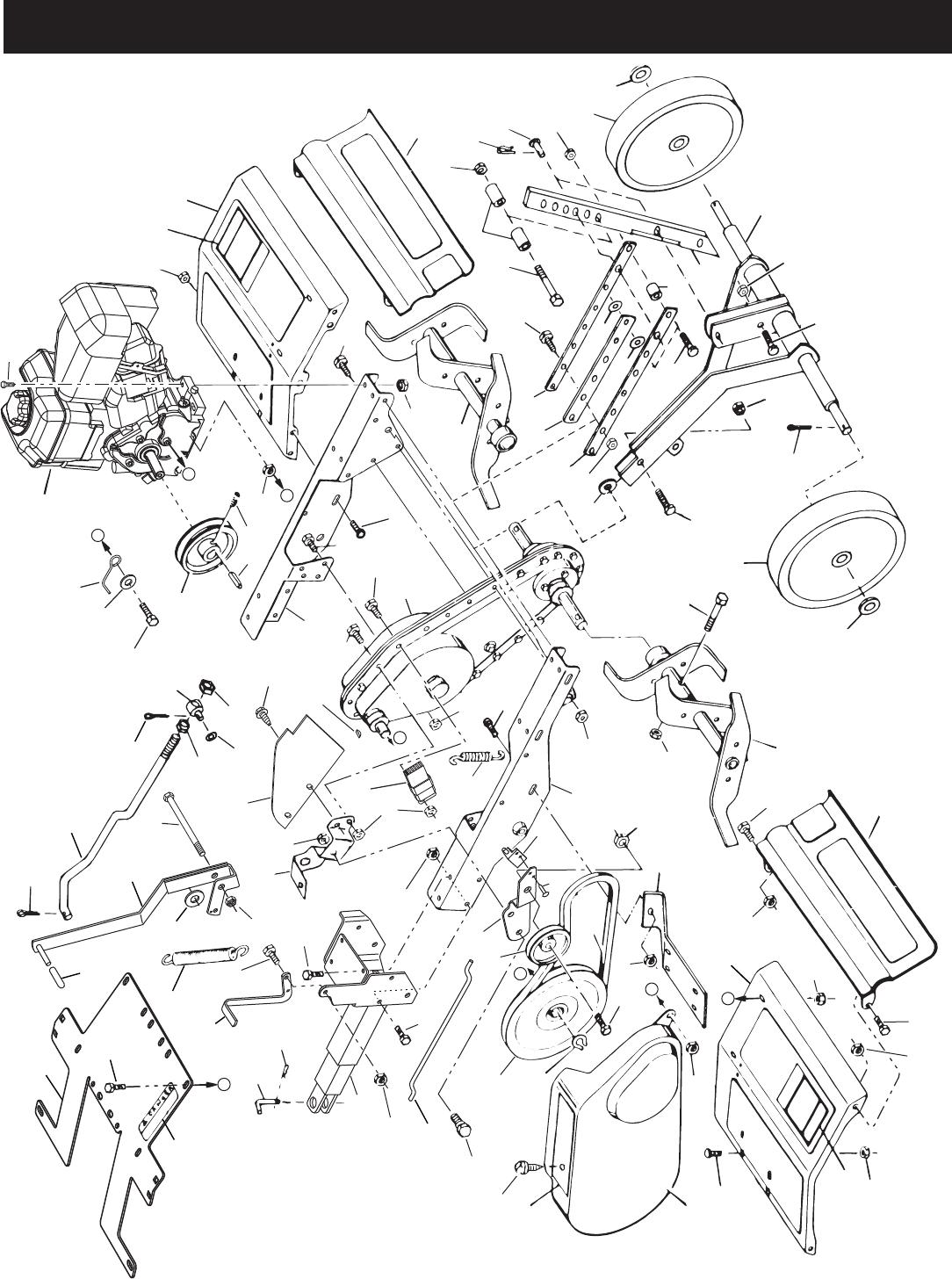 Page 14 of Craftsman Tiller 486.252444 User Guide