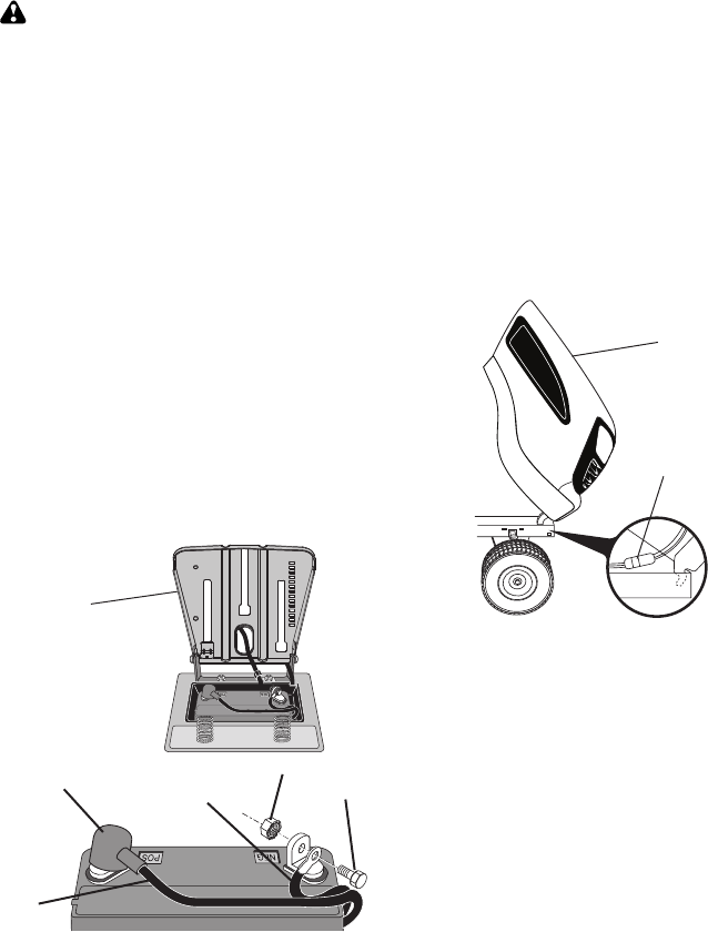 Page 8 of Craftsman Lawn Mower 917.28851 User Guide