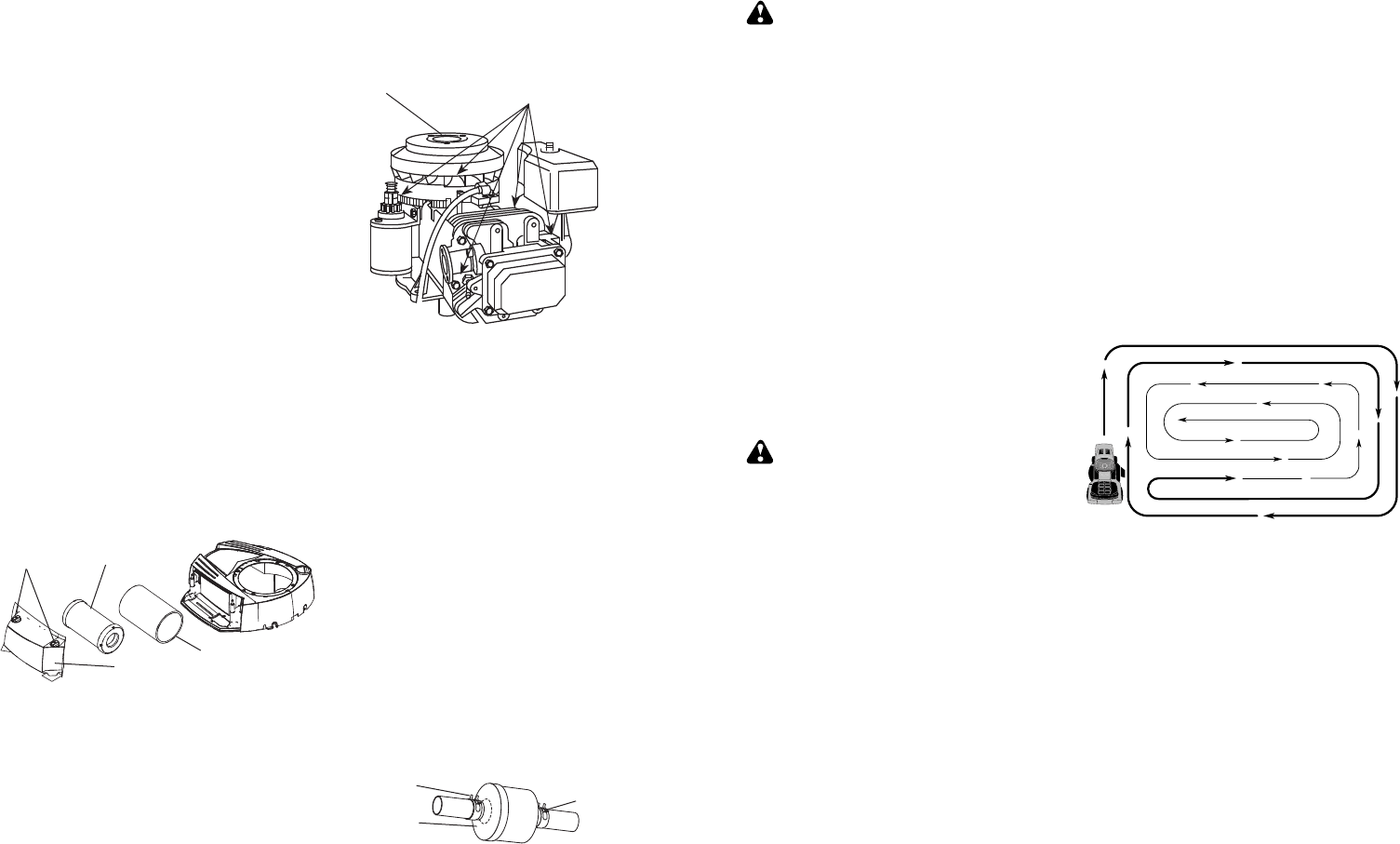 Page 15 of Craftsman Lawn Mower 917.28851 User Guide