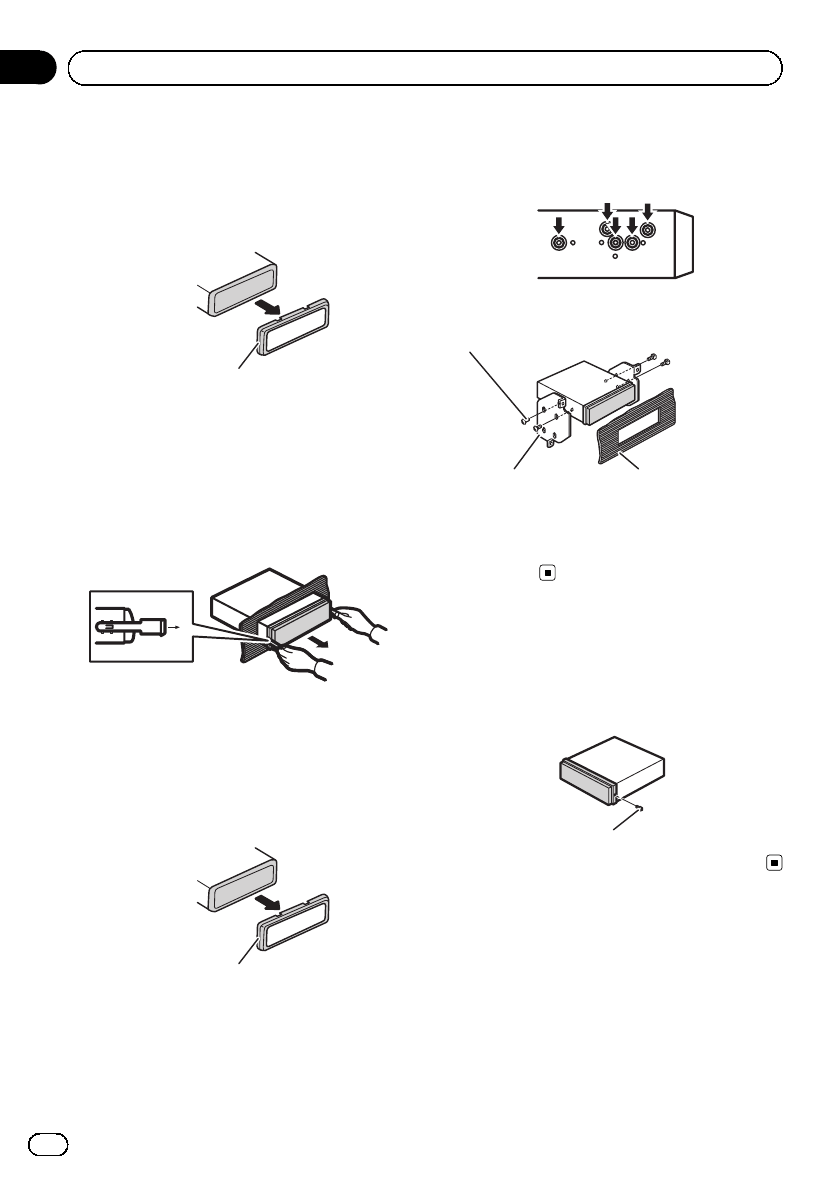 Page 16 of Pioneer Car Stereo System DEH-1100MP User Guide