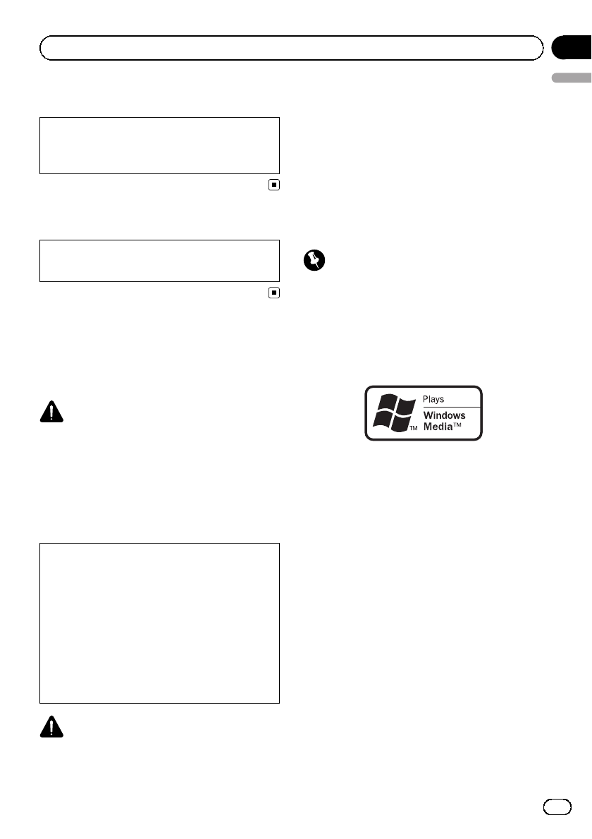 Page 3 of Pioneer Car Stereo System DEH-1100MP User Guide