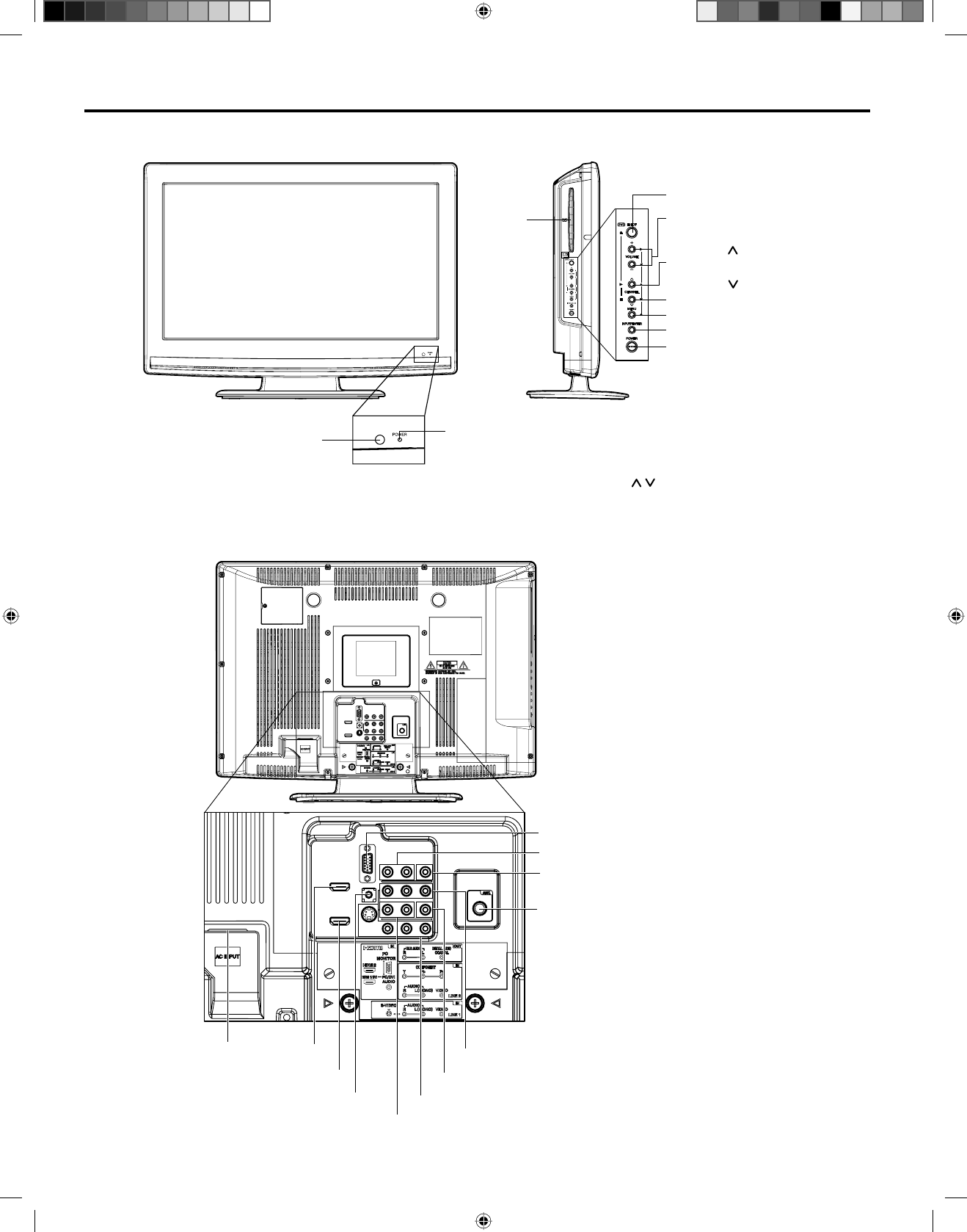 Page 10 of Hitachi Flat Panel Television L26D204 User