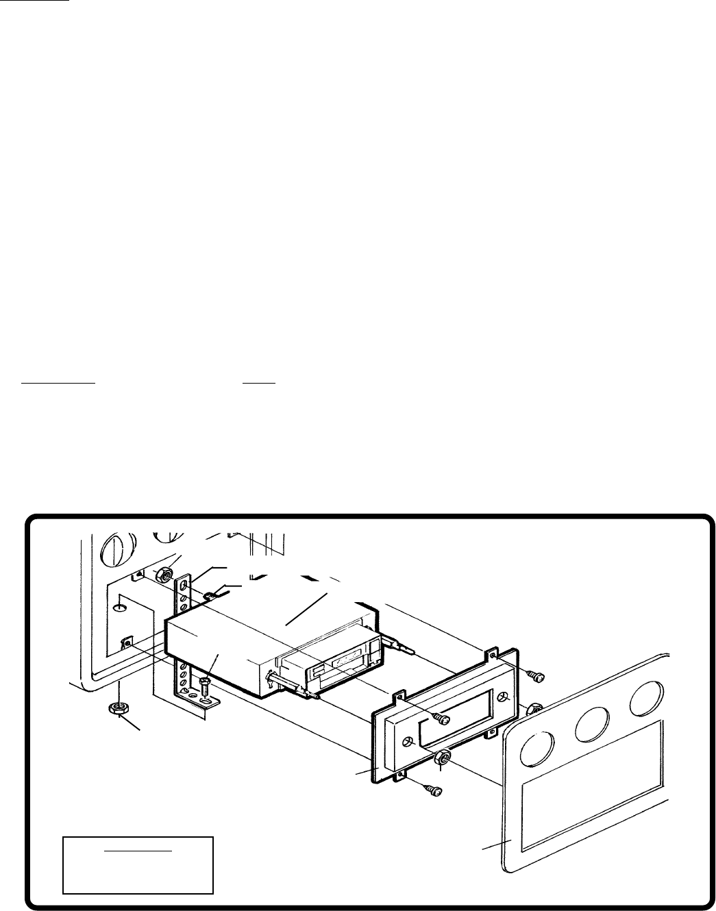 Page 4 of Audiovox Stereo System 128-4874A User Guide