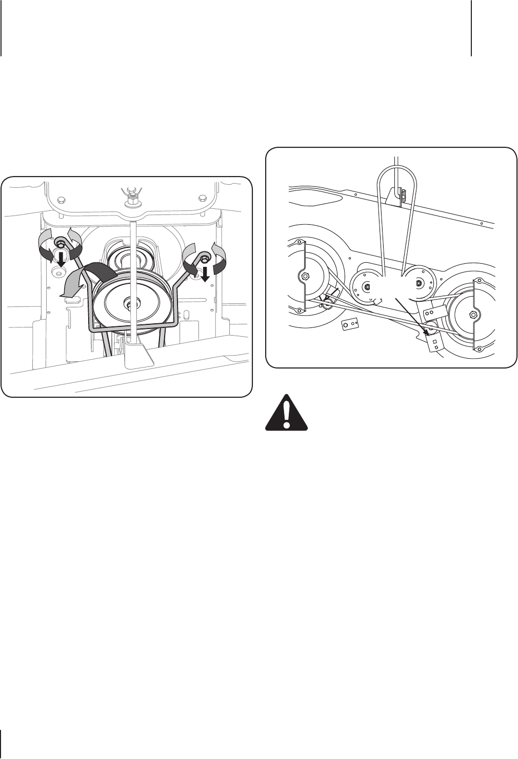 Page 24 of Cub Cadet Lawn Mower LTX1045 User Guide