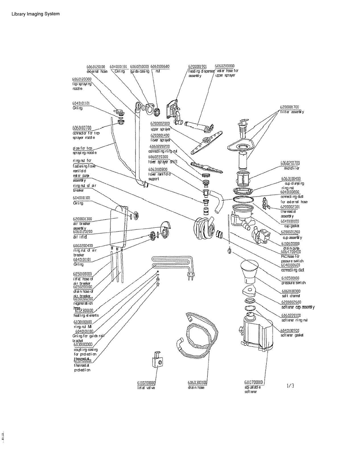 Page 14 of Danby Dishwasher DDW1802 User Guide