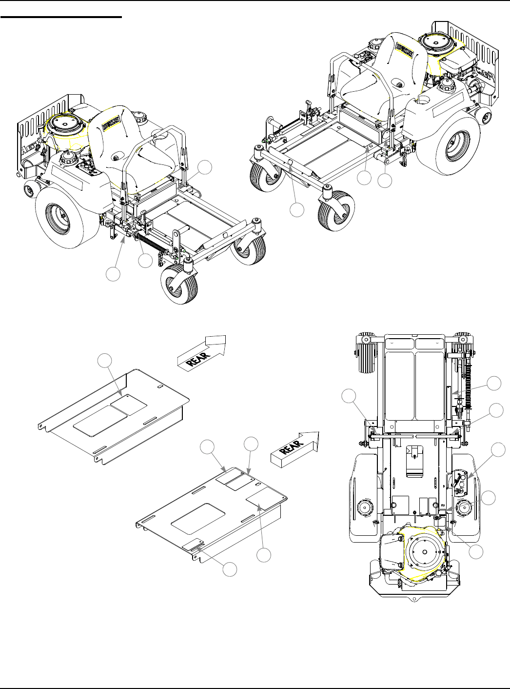 Page 66 of Hustler Turf Lawn Mower none User Guide