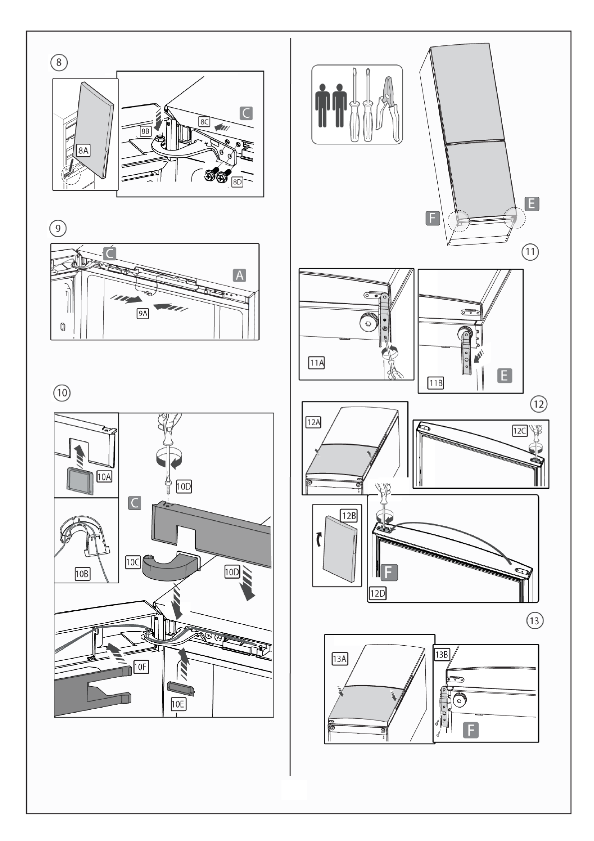 Page 15 of Haier Refrigerator A2FE635CCJ User Guide