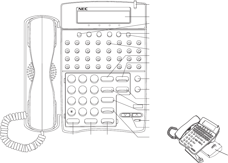 Page 53 of NEC Telephone 2400IPX User Guide