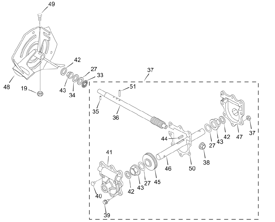 Page 39 of Poulan Snow Blower 96194000200 User Guide