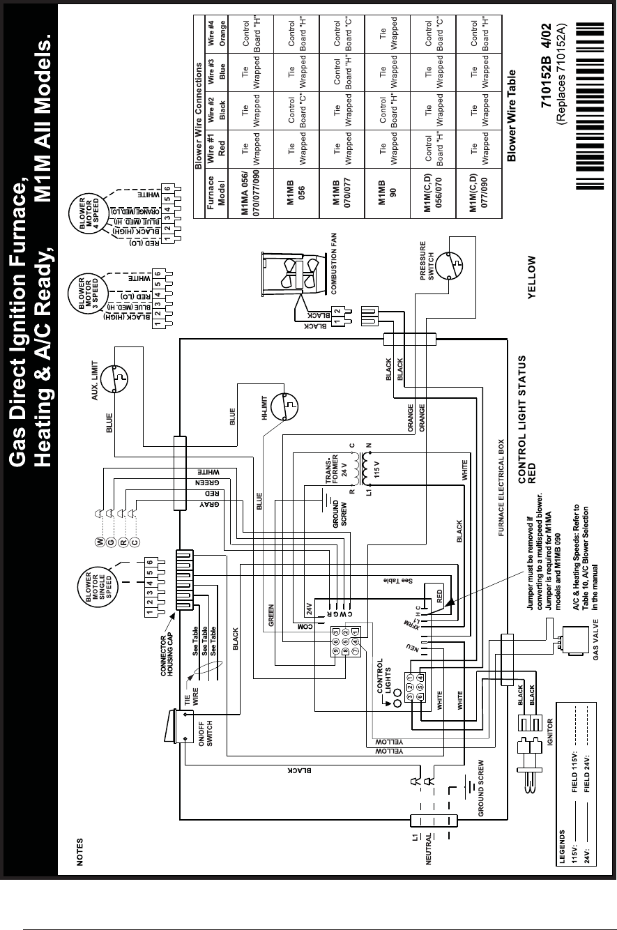 Coleman Electric Furnace Wiring Diagram, Coleman, Free