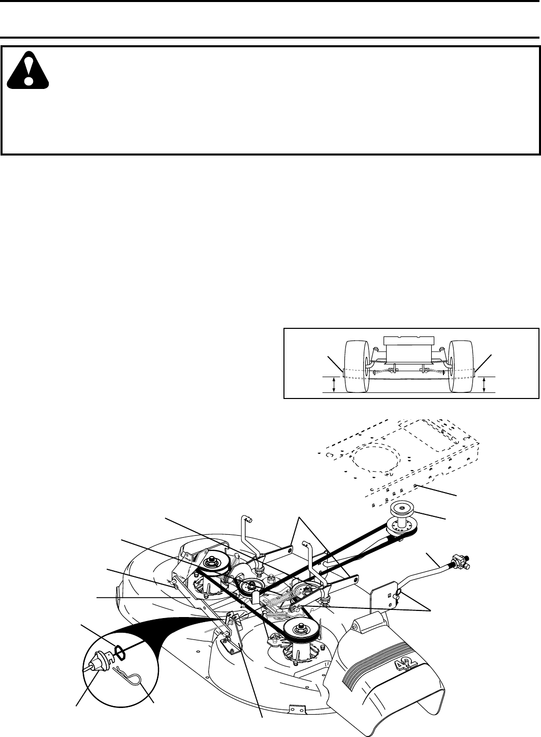 Page 19 of Weed Eater Lawn Mower S165H42A User Guide