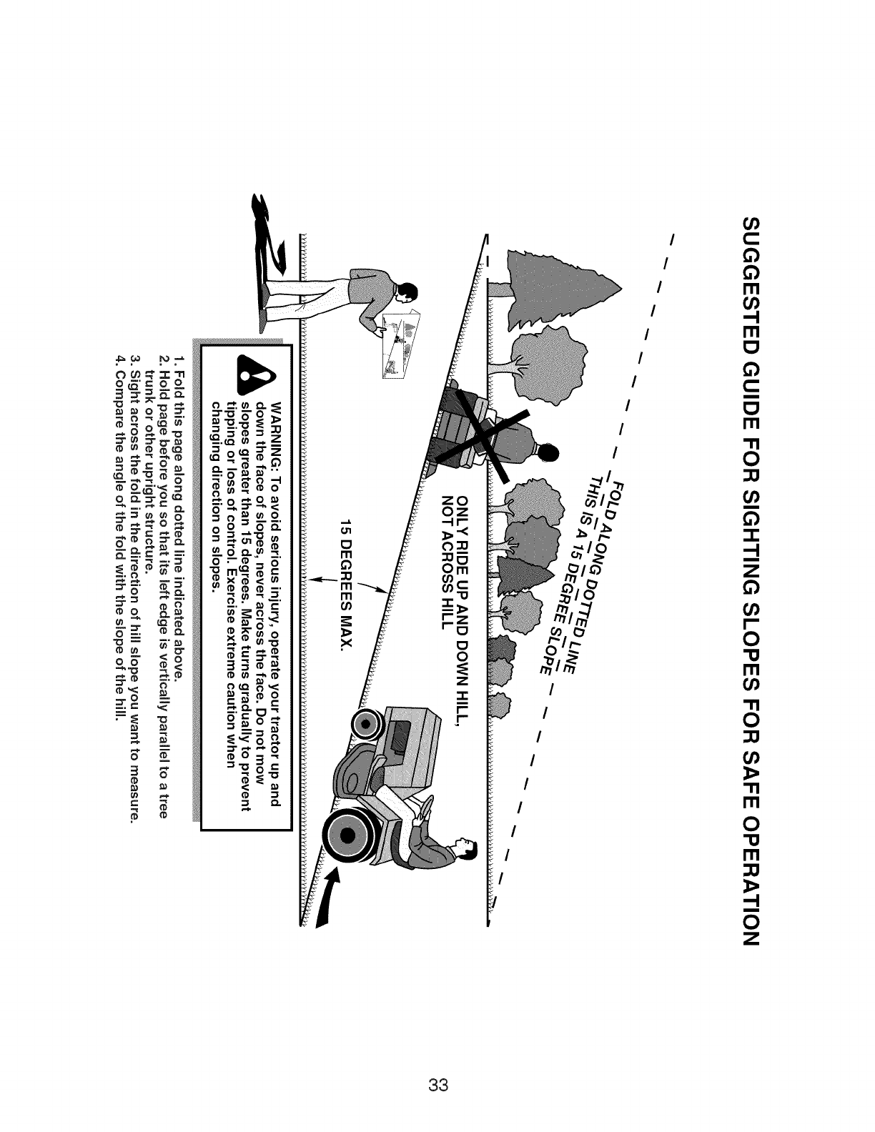 Page 33 of Craftsman Lawn Mower 917.289283 User Guide