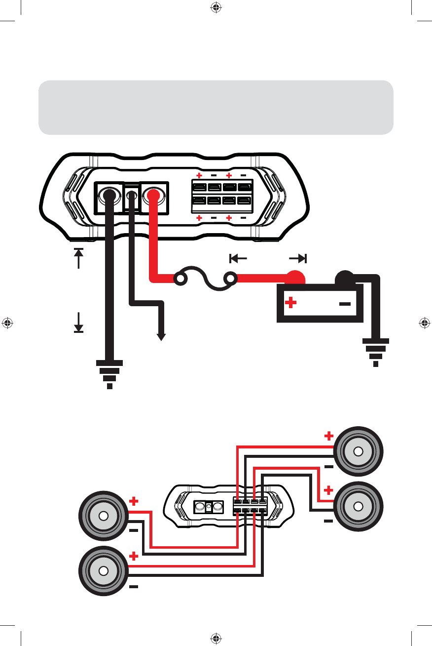 Kicker Cx300 1 Wiring Diagram : 29 Wiring Diagram Images