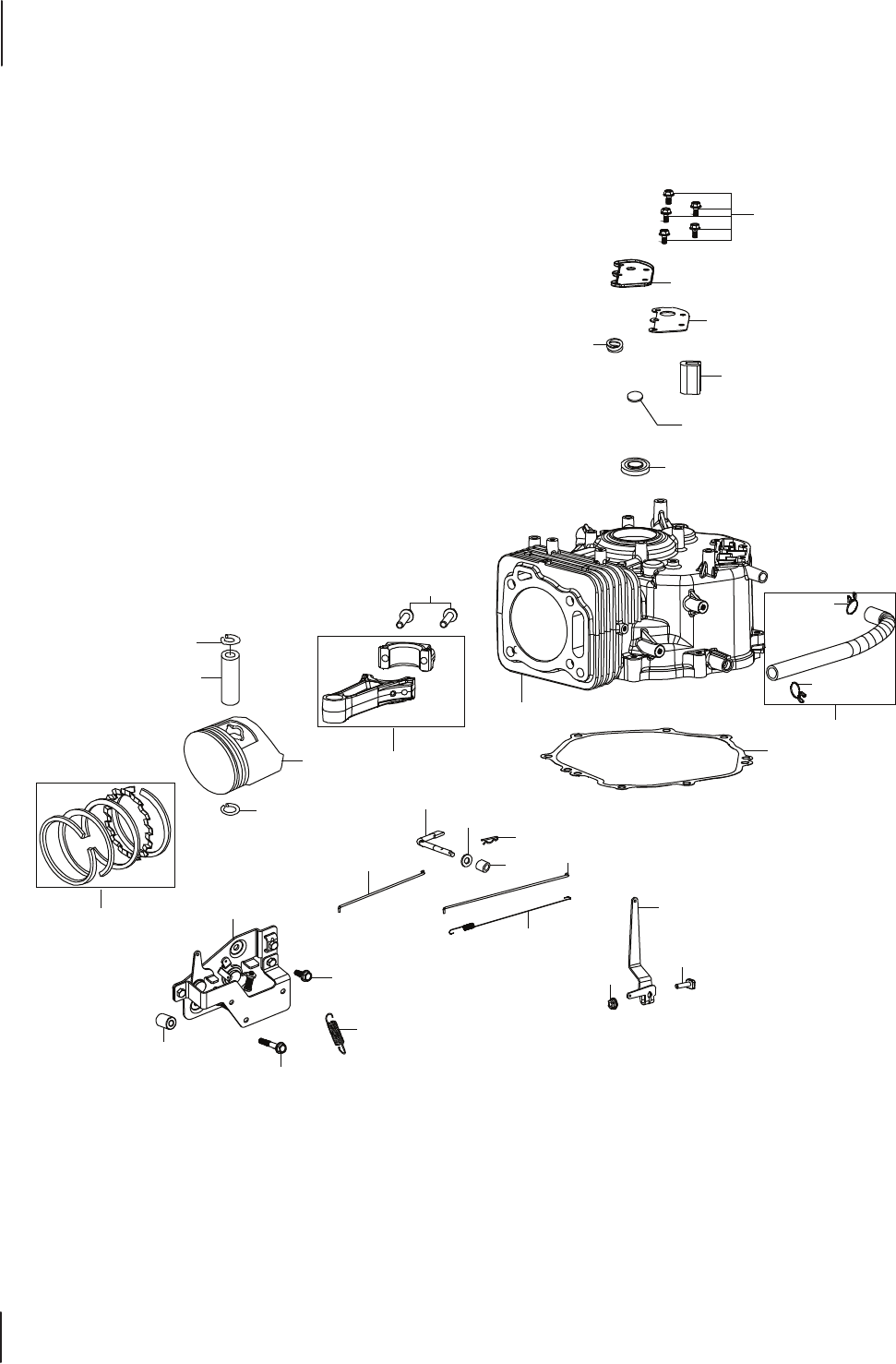 Page 22 of Cub Cadet Lawn Mower CC30 User Guide