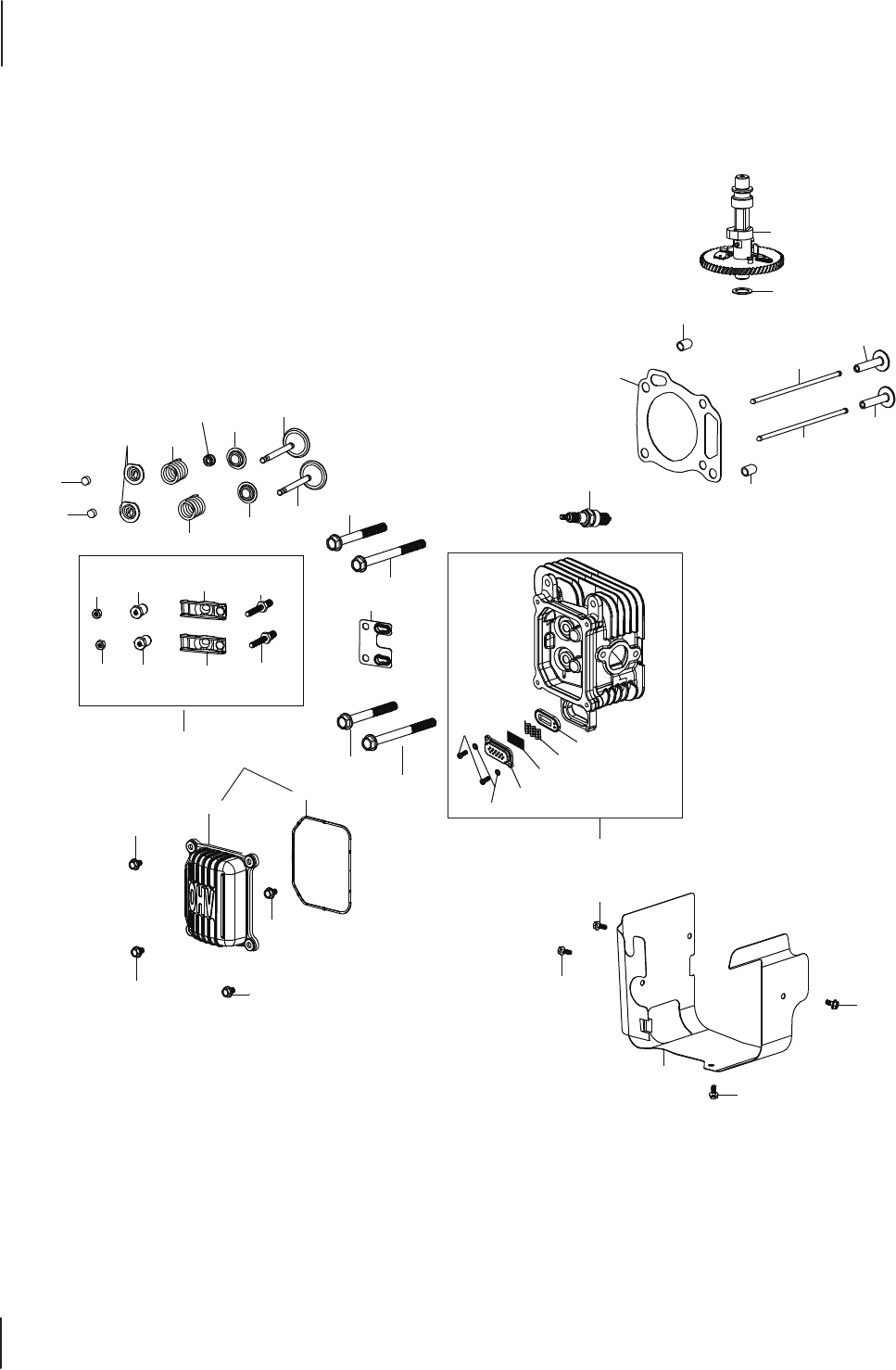 Page 38 of Cub Cadet Lawn Mower CC30 User Guide
