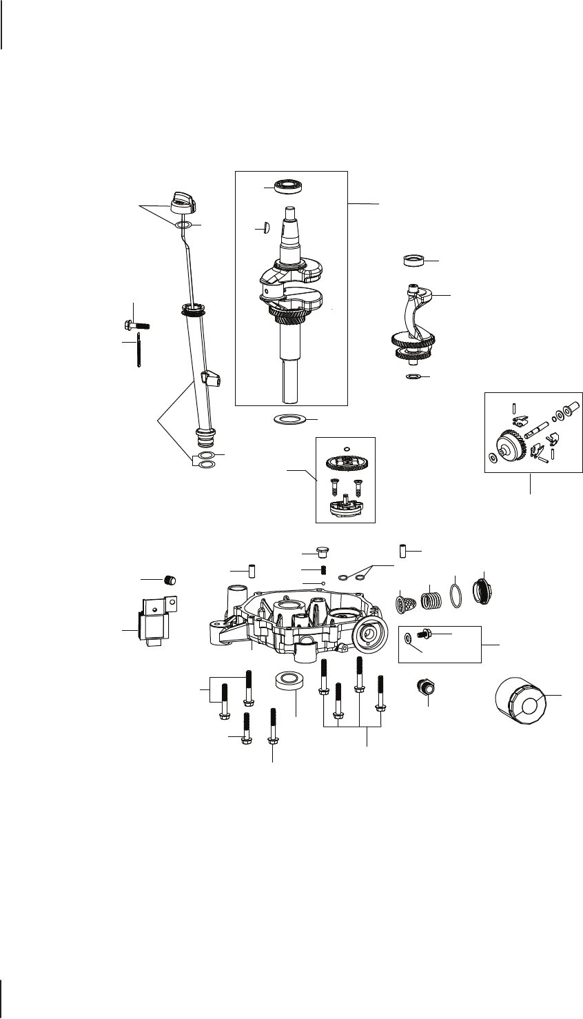 Page 40 of Cub Cadet Lawn Mower CC30 User Guide