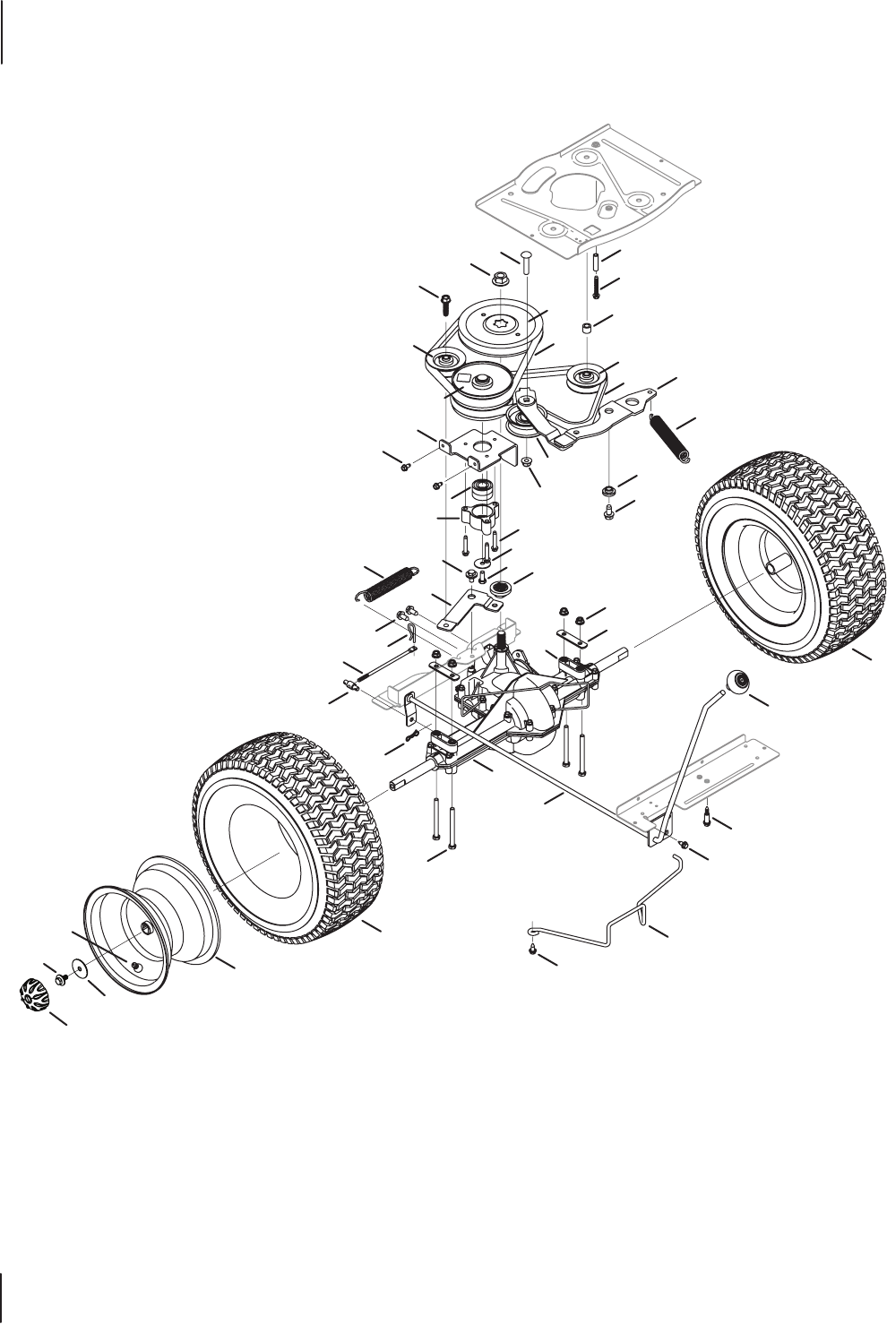 Page 6 of Cub Cadet Lawn Mower CC30 User Guide