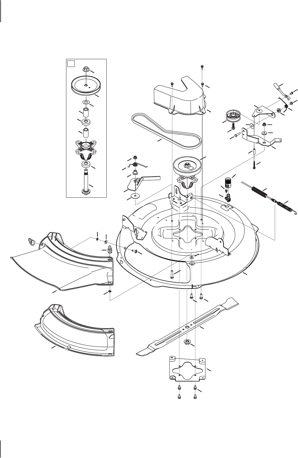 Page 14 of Cub Cadet Lawn Mower CC30 User Guide