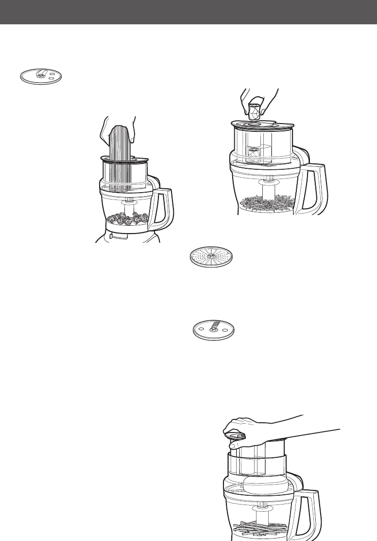 Page 20 of KitchenAid Food Processor KFP1333 User Guide