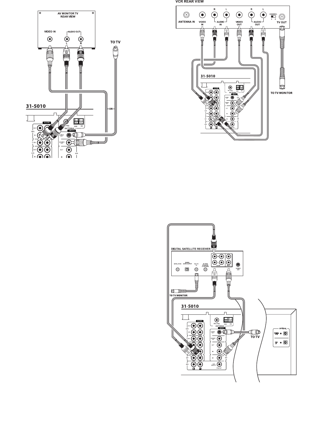 Page 8 of RCA Home Theater System 600-Watt User Guide