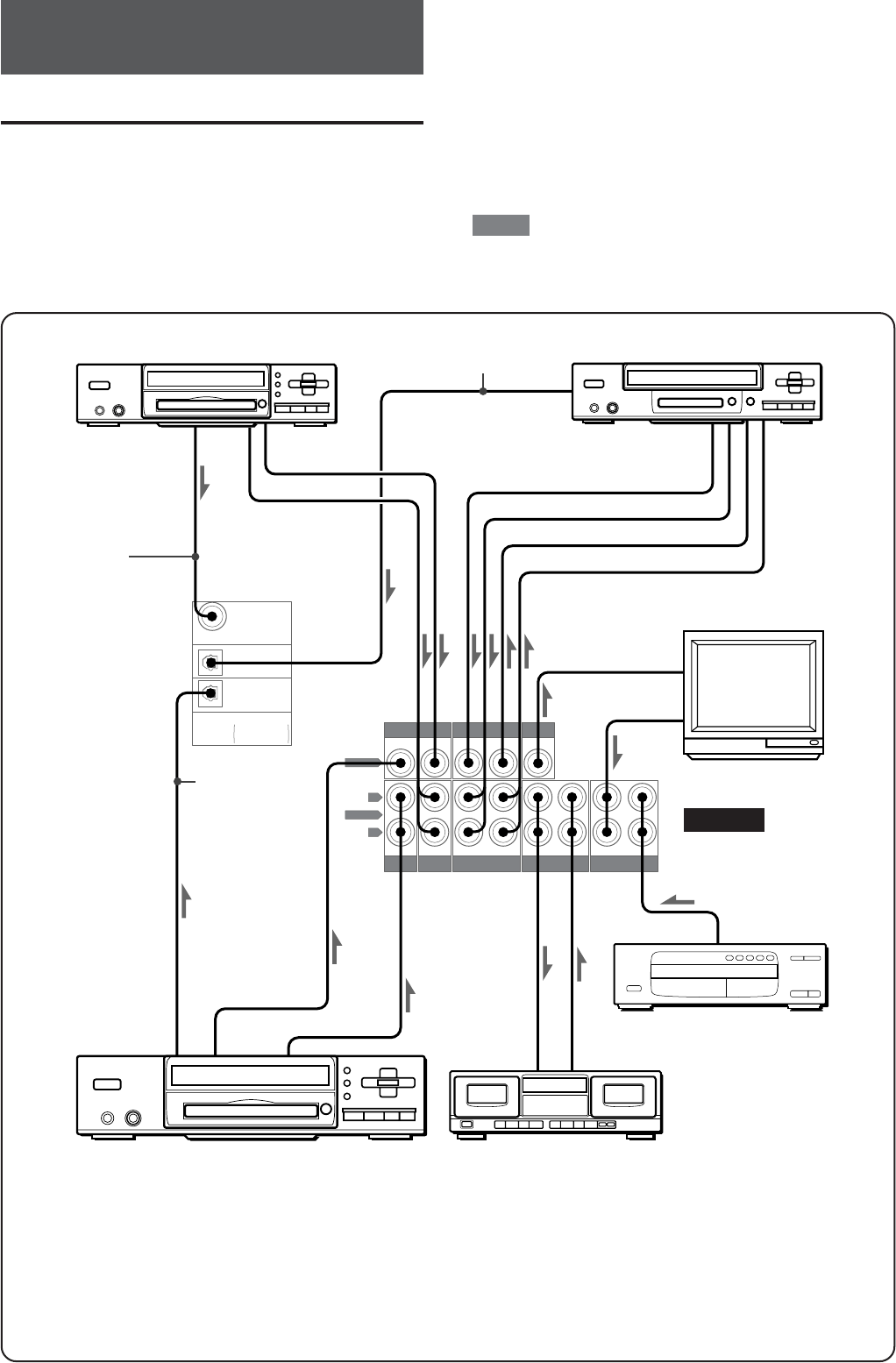 Page 4 of Aiwa Stereo Receiver AV-NW31 User Guide