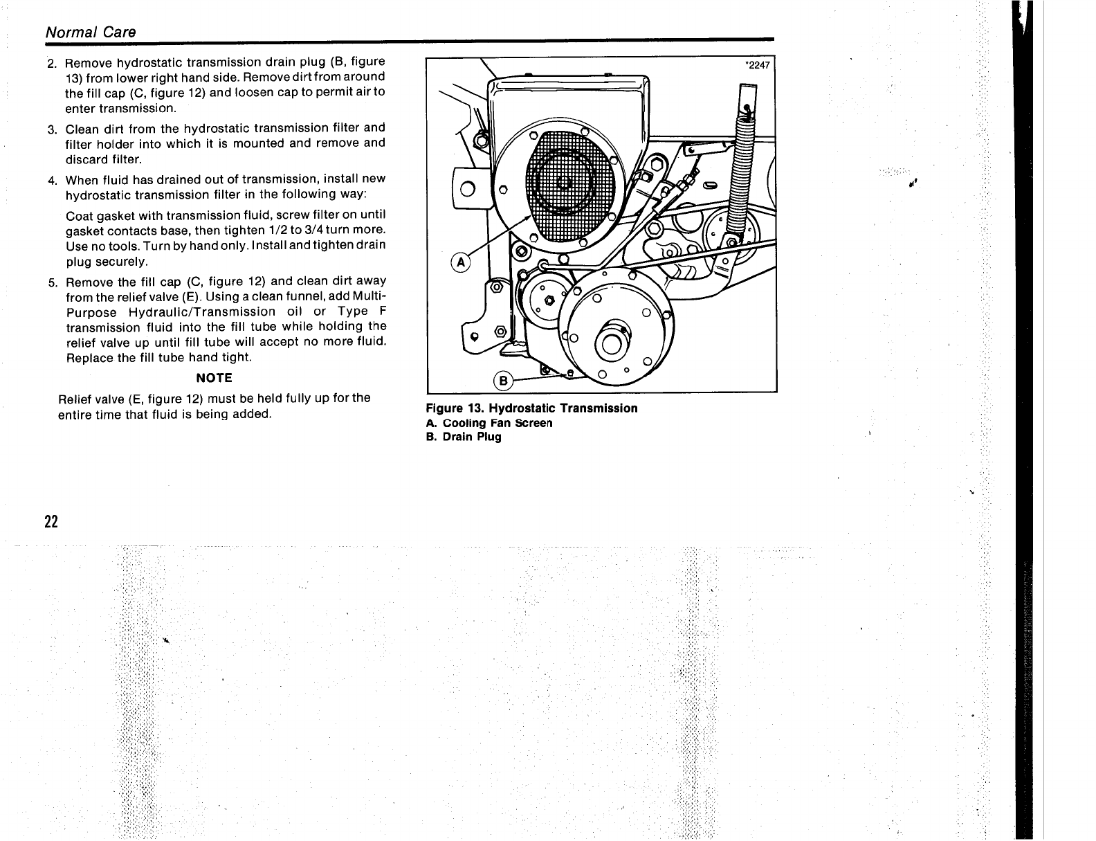 Page 24 of Simplicity Lawn Mower 17GTH-L48 User Guide