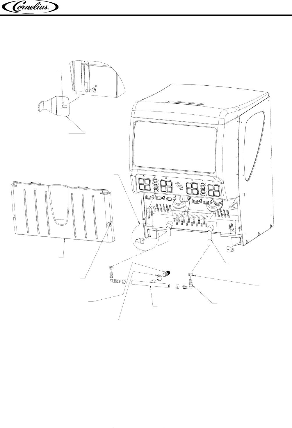 Cornelius Beverage Dispenser 255 User Guide