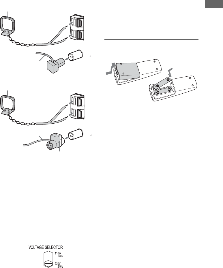 Page 7 of Aiwa Stereo System XR-EM330 User Guide