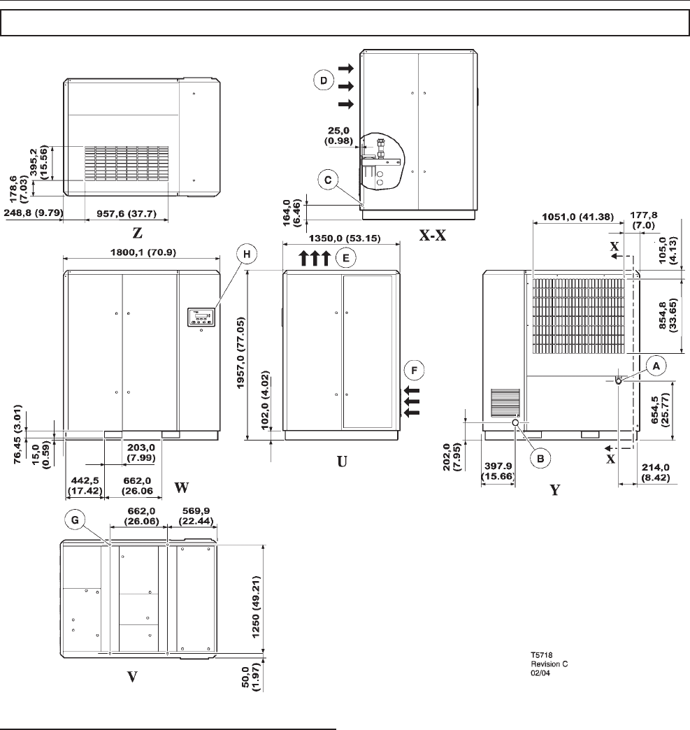 Page 37 of Ingersoll-Rand Air Compressor IRN250-300H-2S